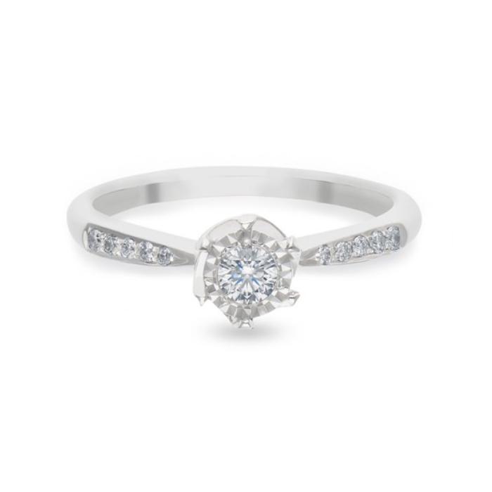 Diamond Ladies Ring JNC-R12437C-60
