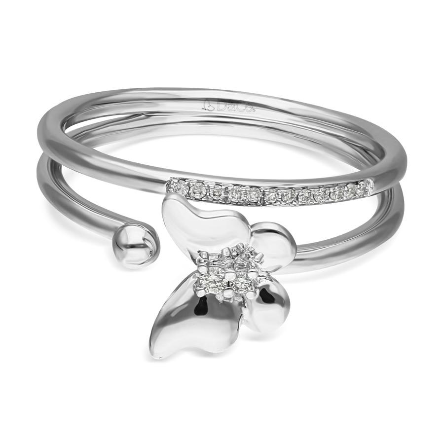Diamond Ladies Ring JNC-R16053