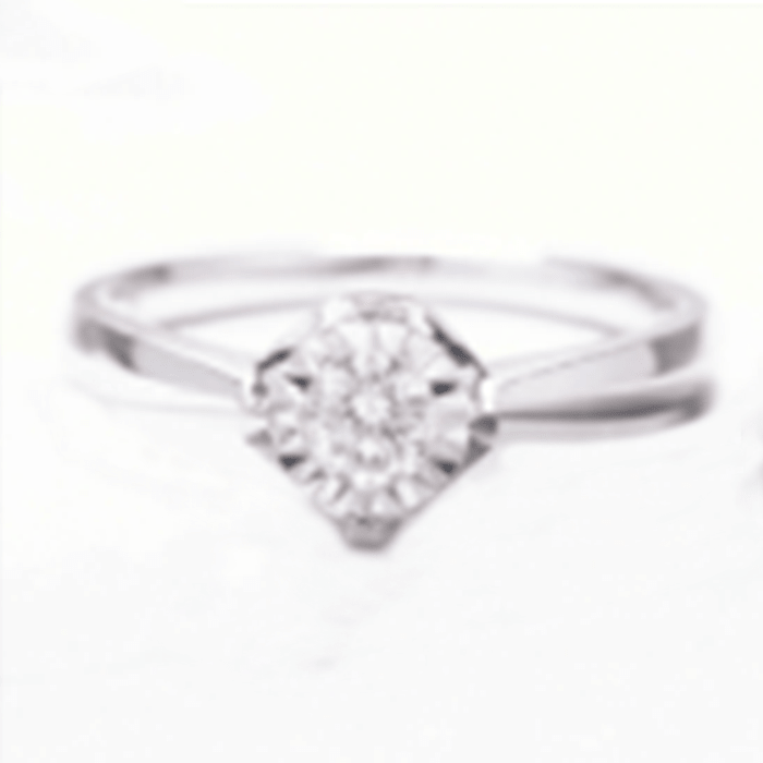 Diamond Ladies Ring JNC-R16139