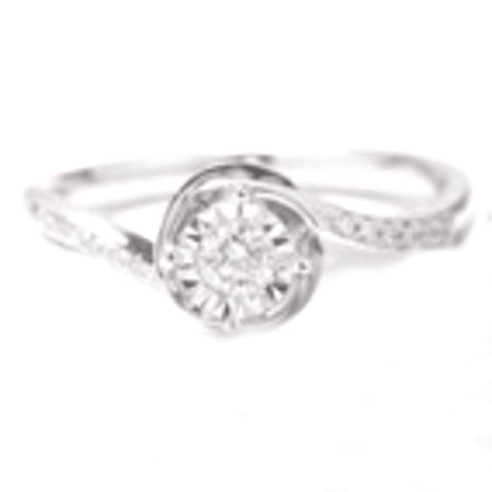 Diamond Ladies Ring JNC-R16143