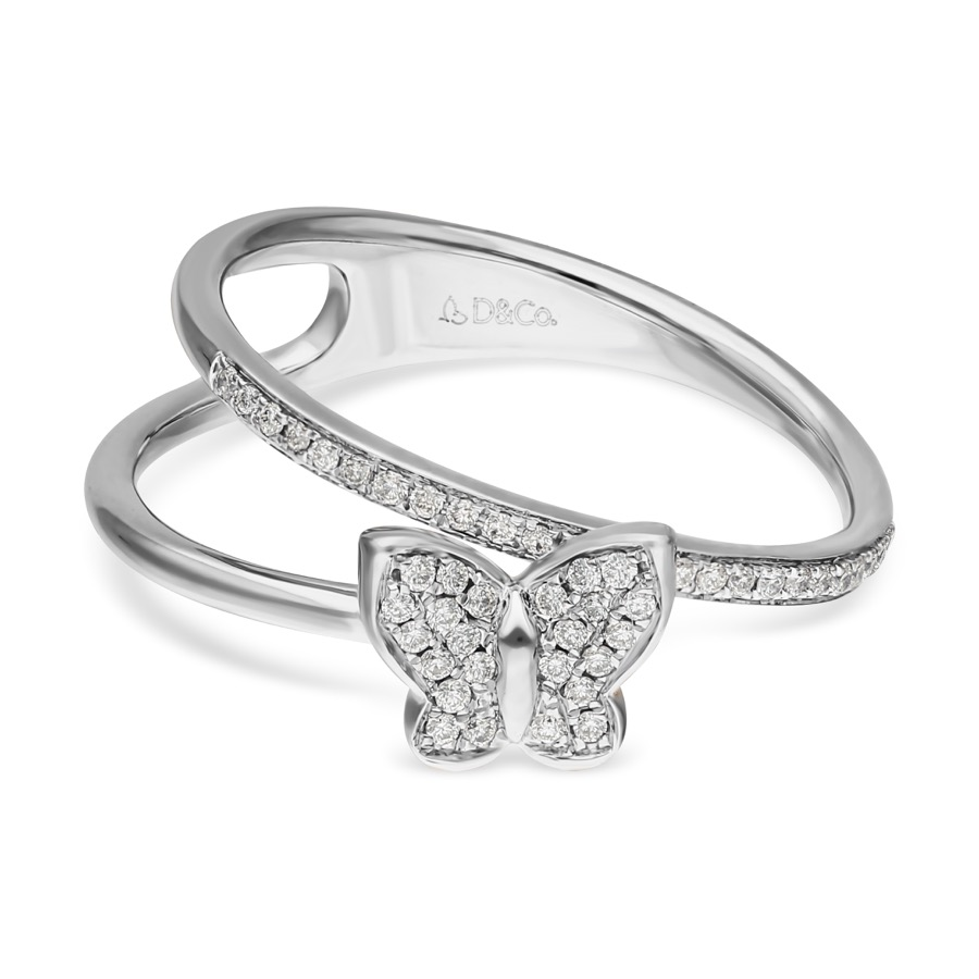 Diamond Ladies Ring JNC-R17189