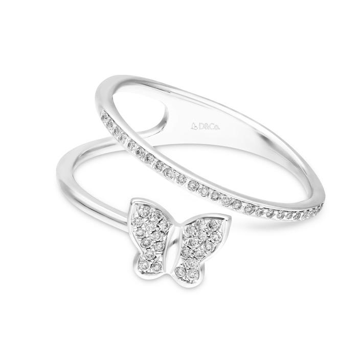 Diamond Ladies Ring JNC-R17189