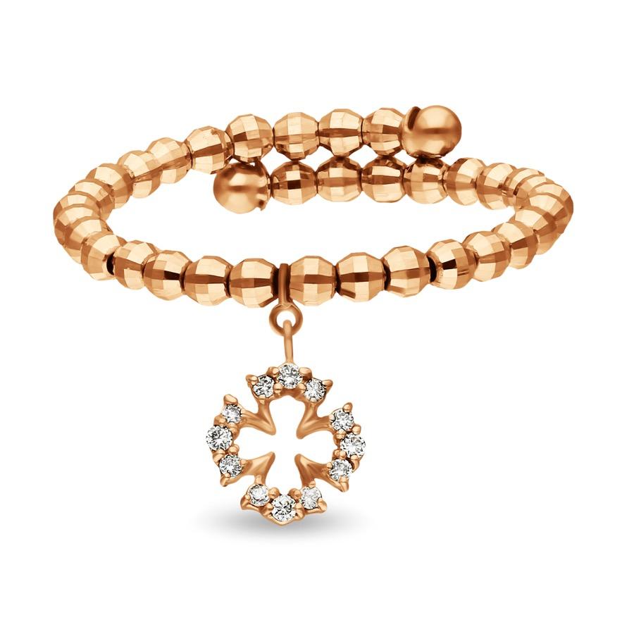 Diamond Ladies Ring PR-3711