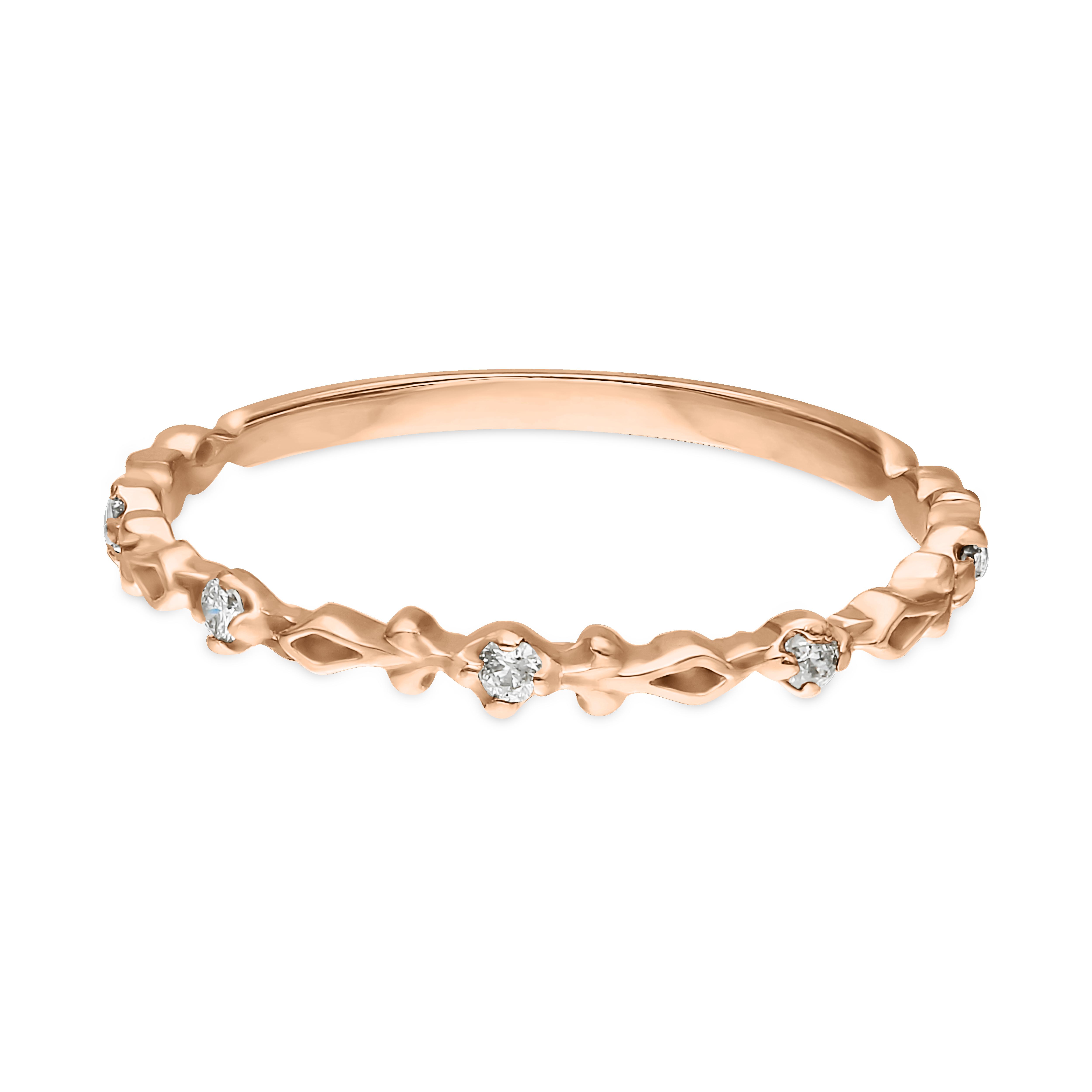 Diamond Ladies Ring R11118B
