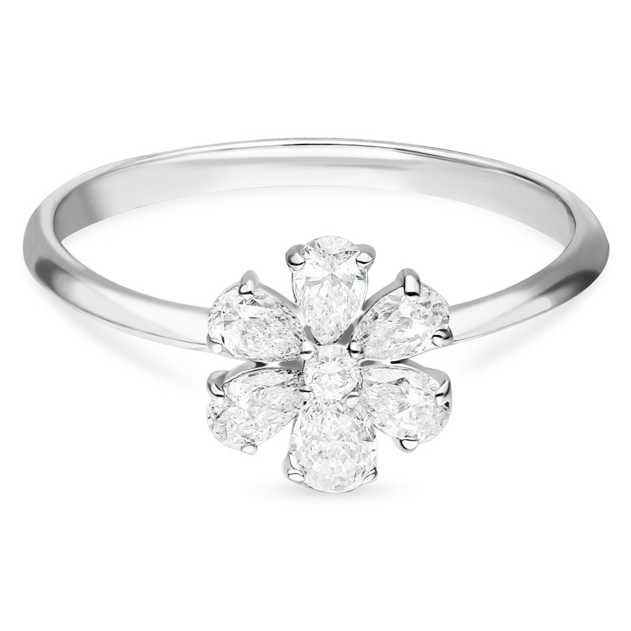 Diamond Ladies Ring R15589B