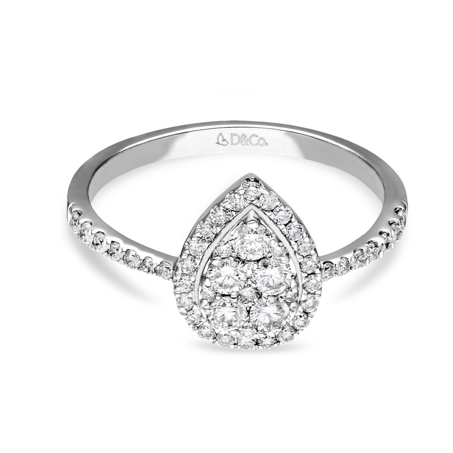 DIAMOND LADIES RING SR1D-0999