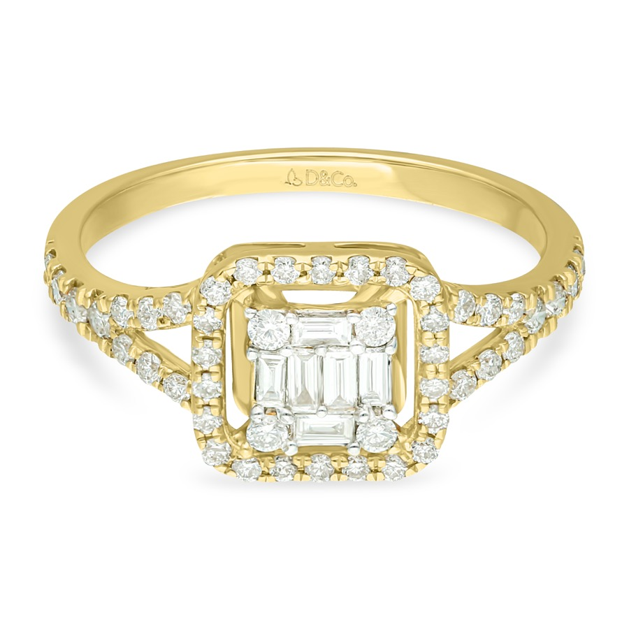 DIAMOND LADIES RING SR1D-1049