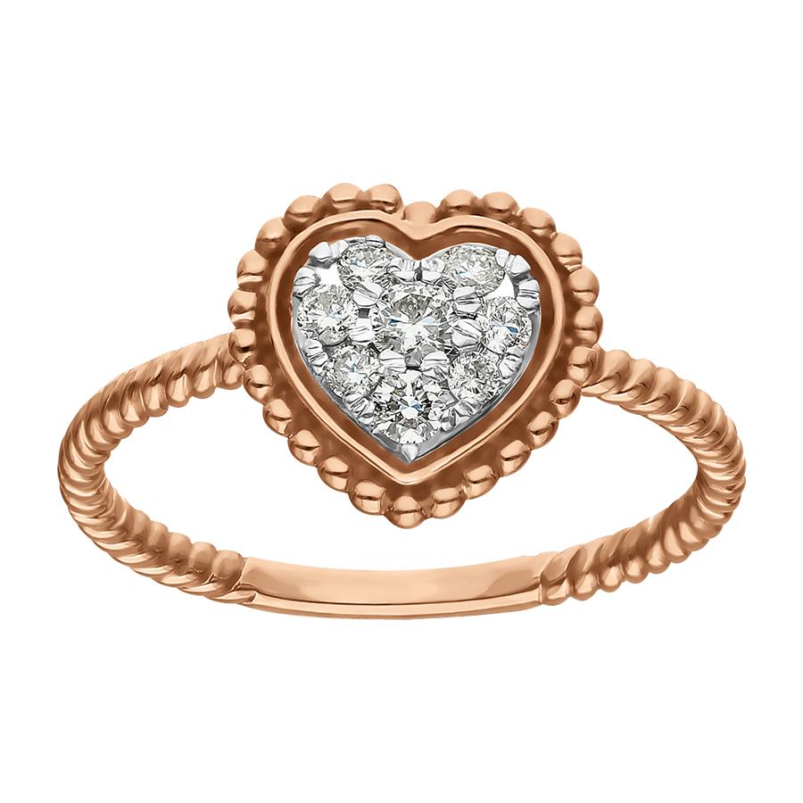DIAMOND LADIES RING SR1D-1182