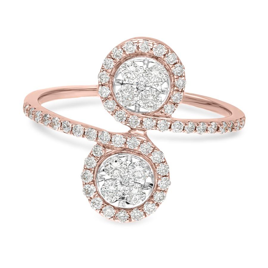 DIAMOND LADIES RING SR1D-1236