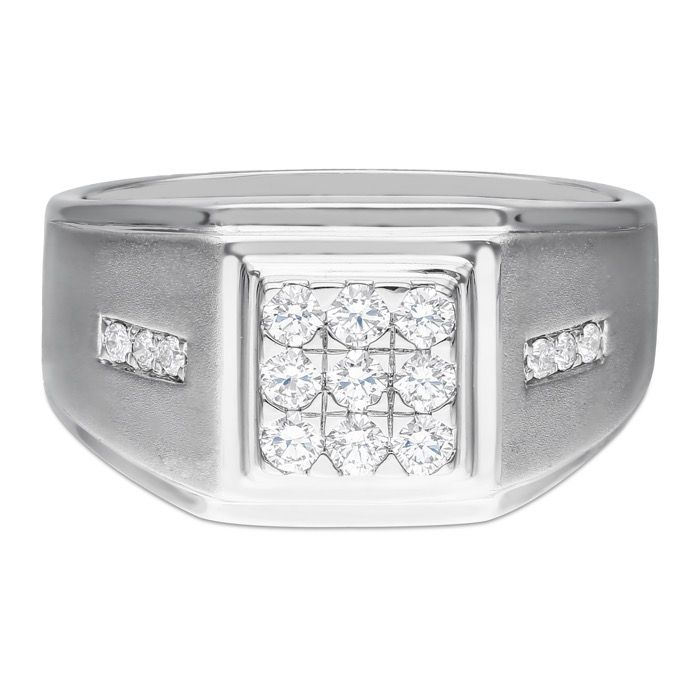 Diamond Mens Ring CPF0378RAM
