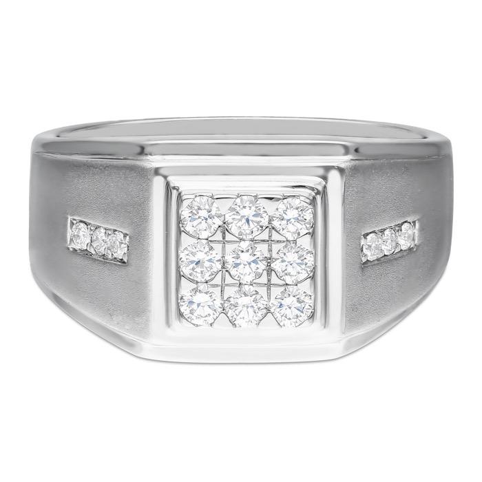 Diamond Mens Ring DCPF0147