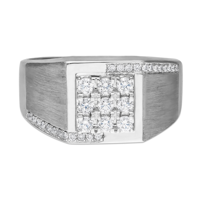 Diamond Mens Ring DCPF0167