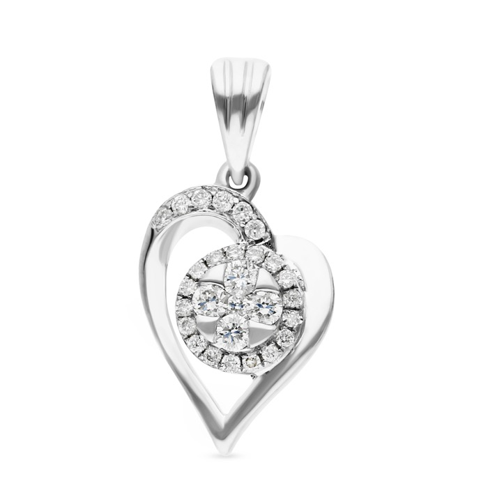 Diamond Pendant DLW0279