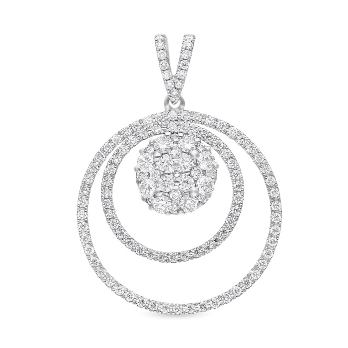 Diamond Pendant DLWF0102