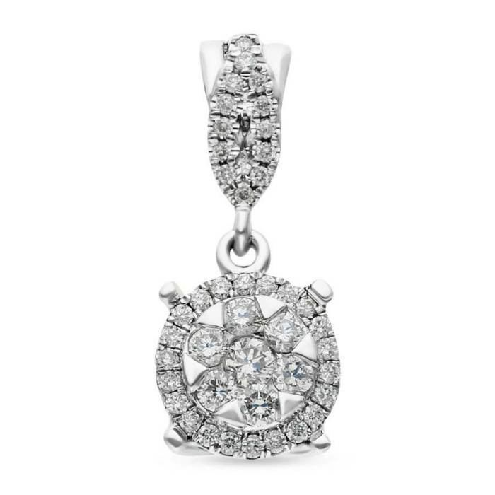 Diamond Pendant DLWF0248
