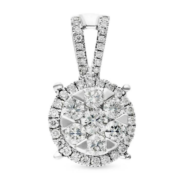 Diamond Pendant DLWF0257