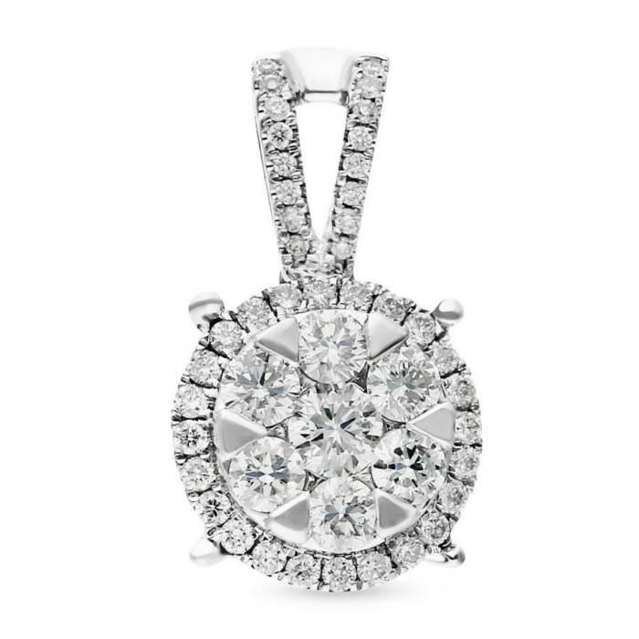 Diamond Pendant DLWF0257