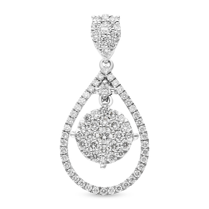 Diamond Pendant DLWF0295