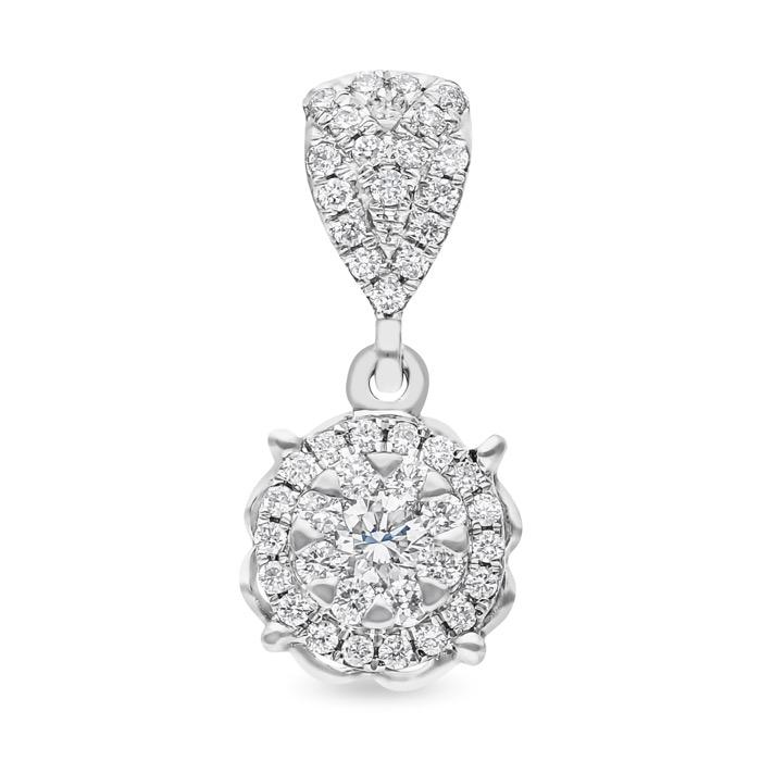Diamond Pendant DLWF0317