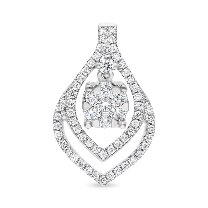 Diamond Pendant DLWF0318