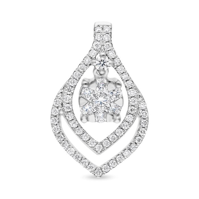 Diamond Pendant DLWF0318