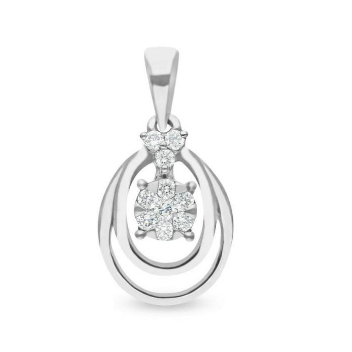 Diamond Pendant DLWF0321