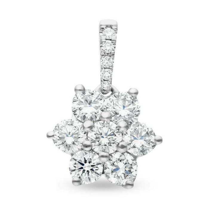 Diamond Pendant DLWF0431