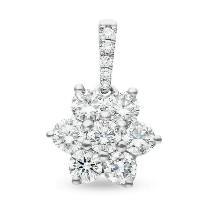 Diamond Pendant DLWF0431