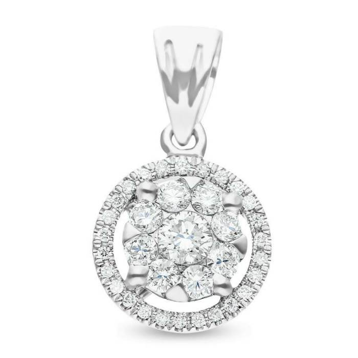 Diamond Pendant DLWF0871