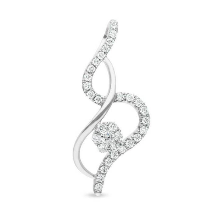 Diamond Pendant DPF0010