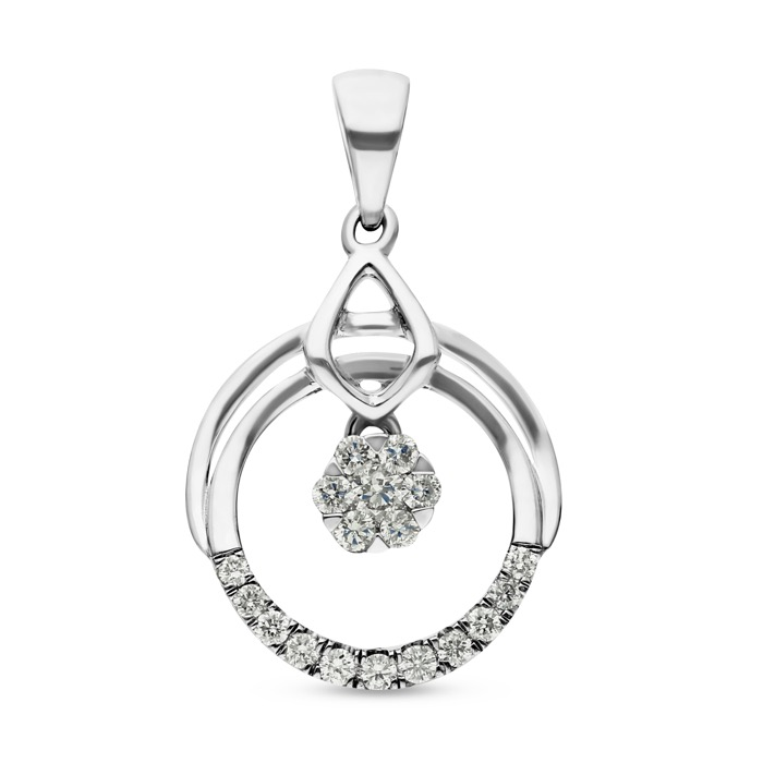 Diamond Pendant DPF0018