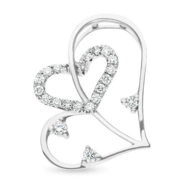Diamond Pendant DPF0035