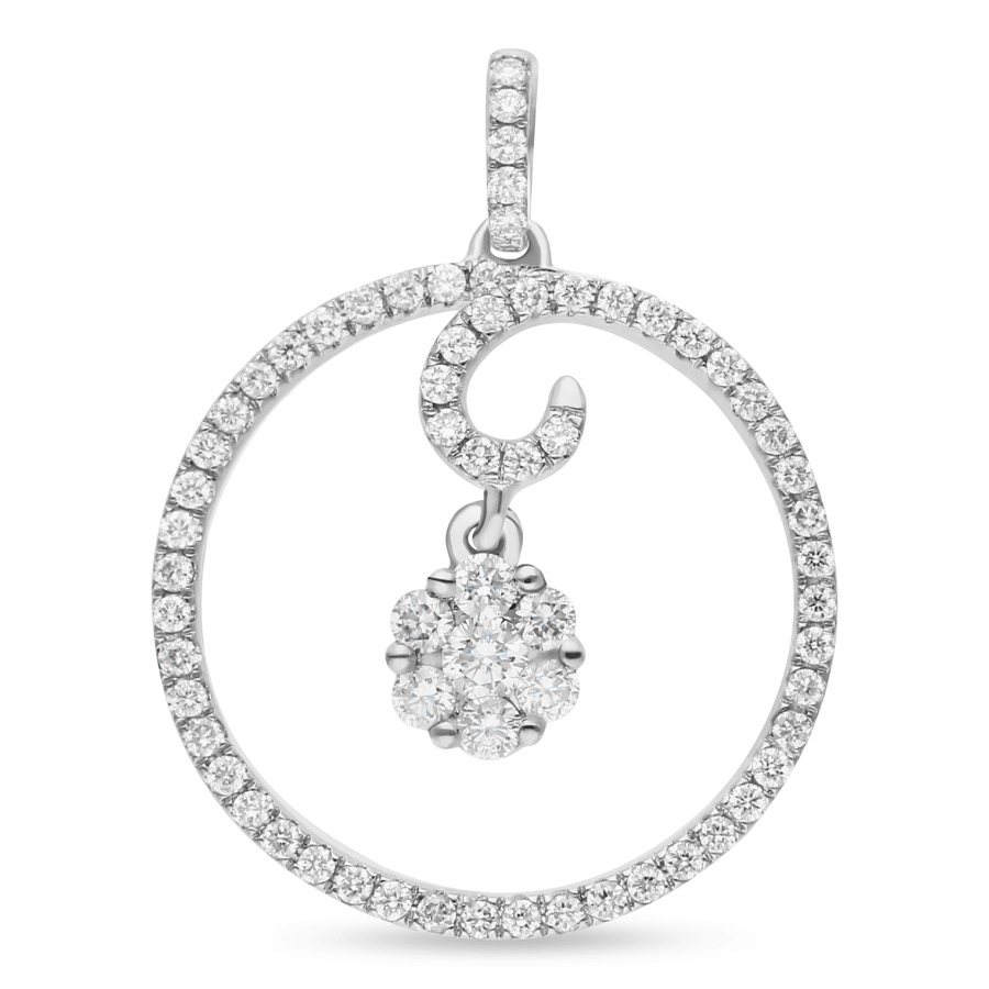 DIAMOND PENDANT DPF0052