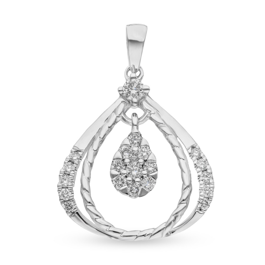 DIAMOND PENDANT DPF0071
