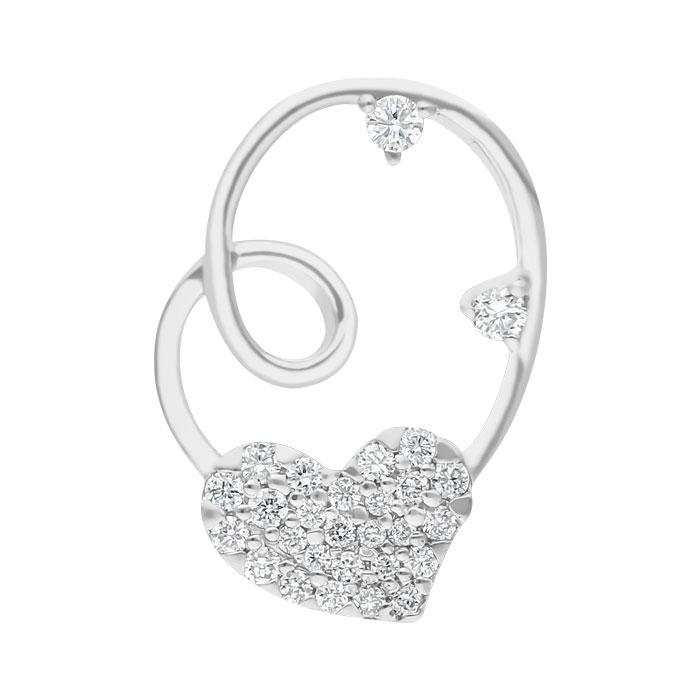 Diamond Pendant DPF0075
