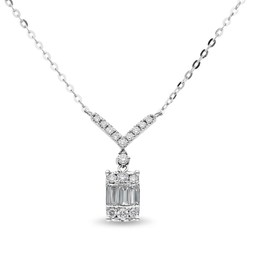 Diamond Pendant exnd3965-1