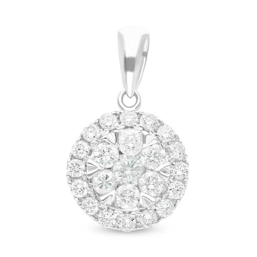 Diamond Pendant exspd7963-050
