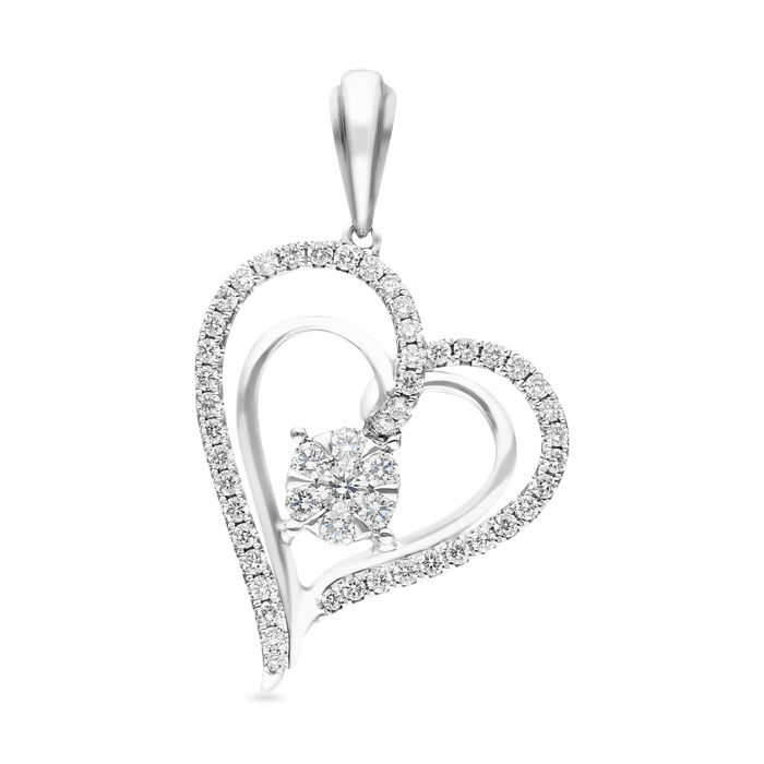 Diamond Pendant JDP8040