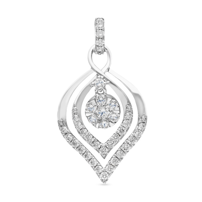 Diamond Pendant JDP8041
