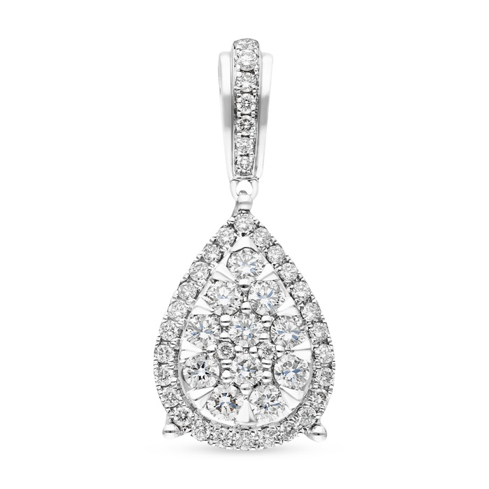 Diamond Pendant JDP8070