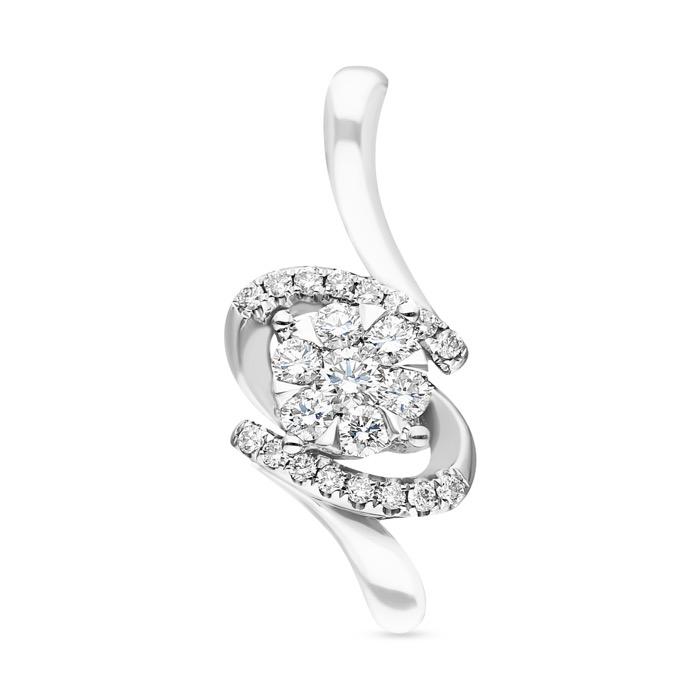 Diamond Pendant JDR8092P_1