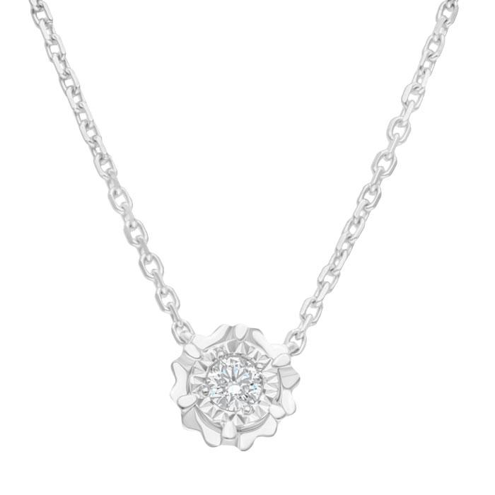 Diamond Pendant JNC-JDE0170A