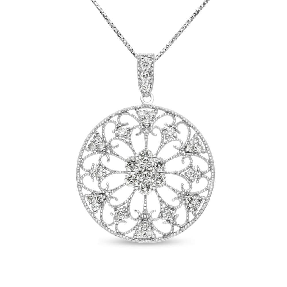 Diamond Pendant N15711A