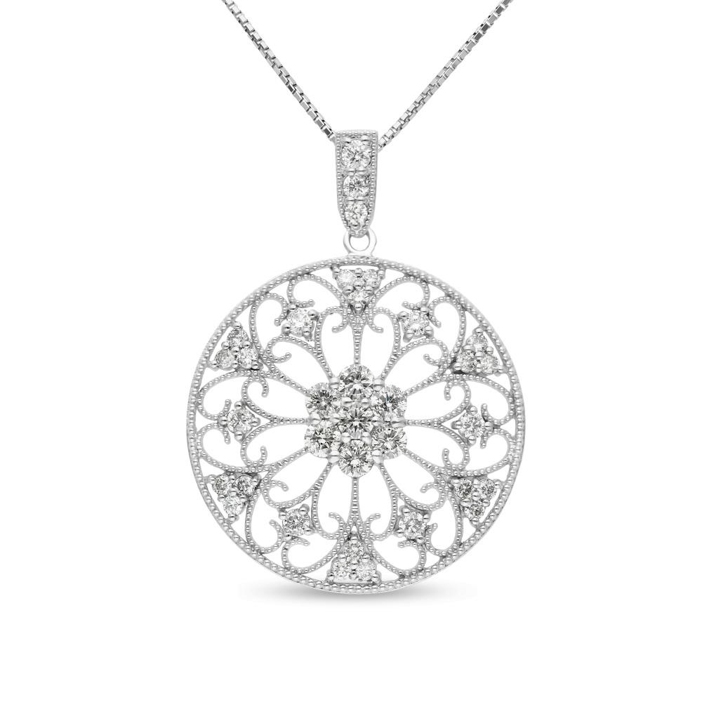 Diamond Pendant N15711A