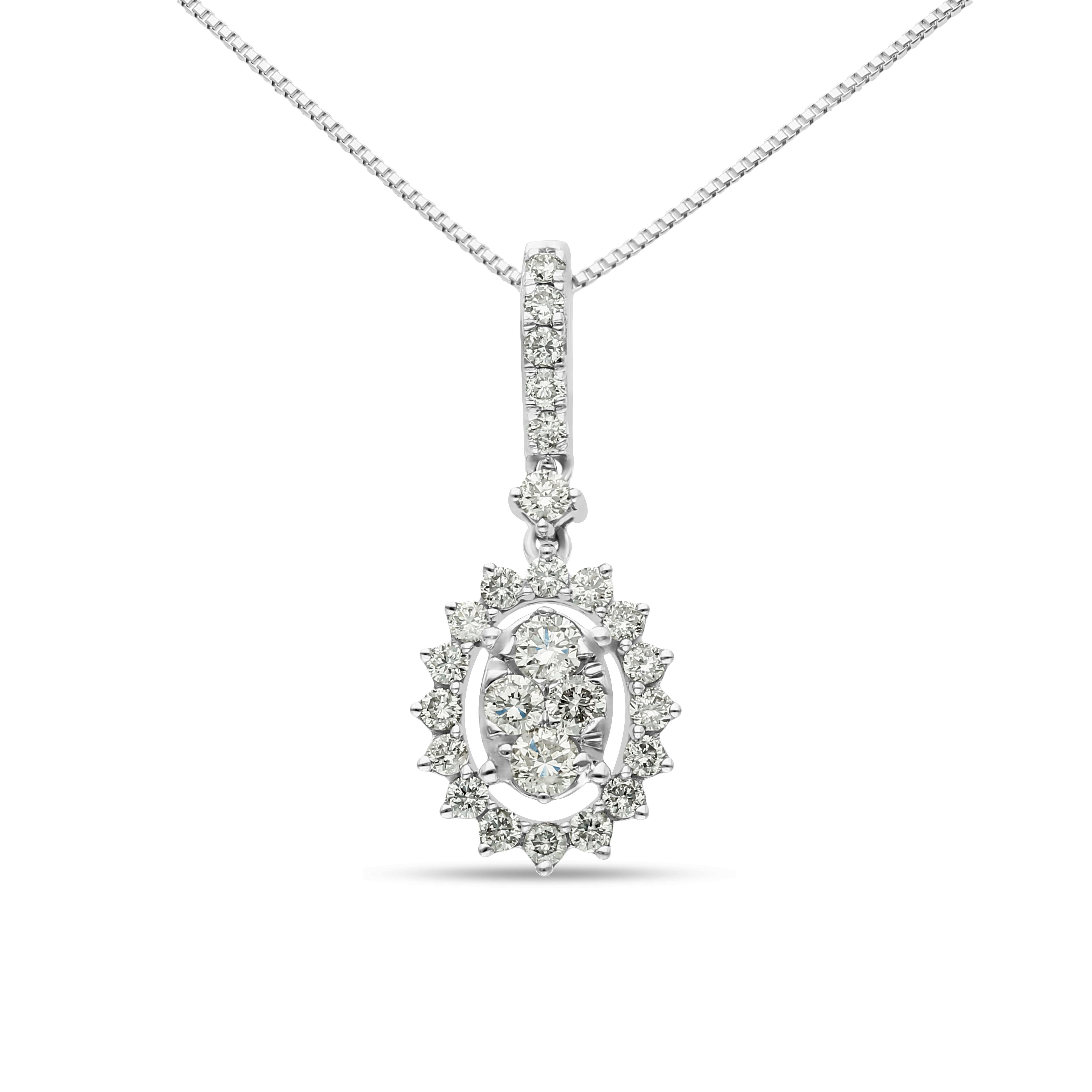 Diamond Pendant SP1D6567