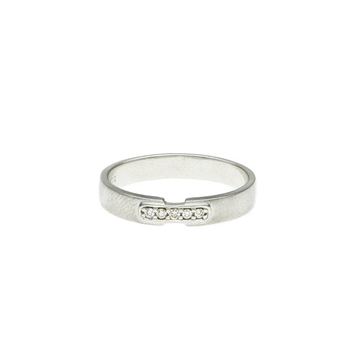 Diamond Wedding Ring DCKF0080A