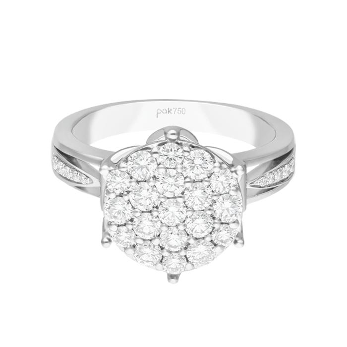 Diamond Ladies Ring JNC-JDR8046